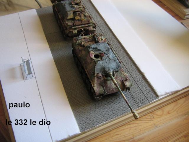 jagdpanther - ( PAULO) REMORQUAGE DU 332 jagdpanther ( LE DIO)  - Page 11 Photo554