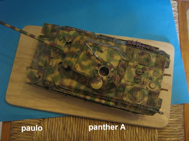 Le Panther A 211 du ss-Pz. Rgt 12.  - Page 5 Photo_56