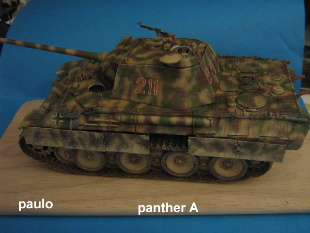 Le Panther A 211 du ss-Pz. Rgt 12.  - Page 5 Photo_57