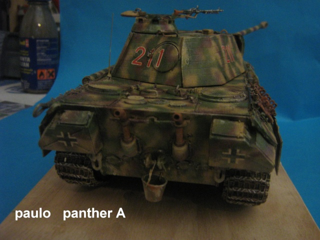 Le Panther A 211 du ss-Pz. Rgt 12.  - Page 5 Photo_61