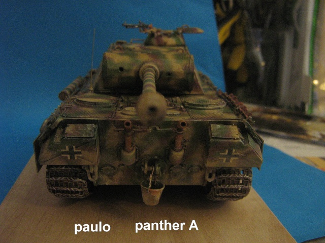 Le Panther A 211 du ss-Pz. Rgt 12.  - Page 5 Photo_62