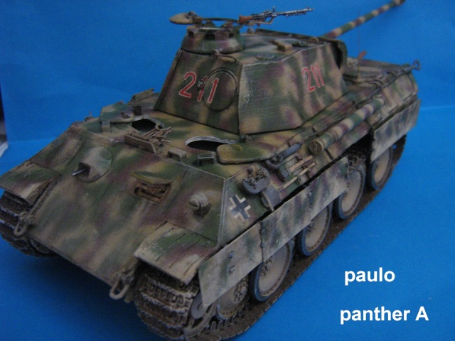 Le Panther A 211 du ss-Pz. Rgt 12.  - Page 5 Photo_67