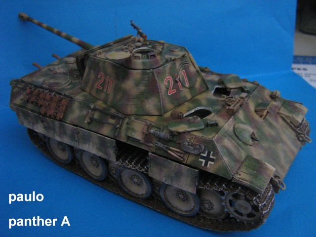 Le Panther A 211 du ss-Pz. Rgt 12.  - Page 5 Photo_68