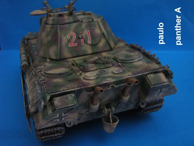 Le Panther A 211 du ss-Pz. Rgt 12.  - Page 5 Photo_69