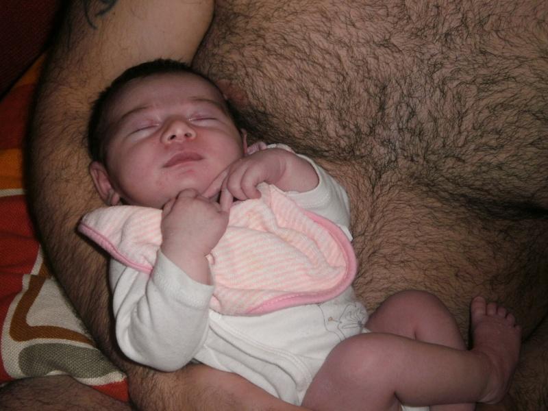 naissance fille castor/arno Pc300211