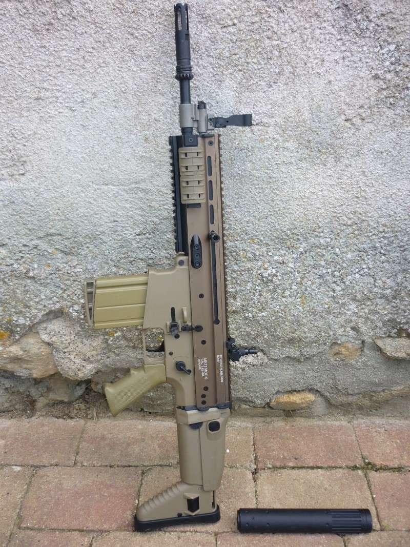 Scar VFC disert P1020910