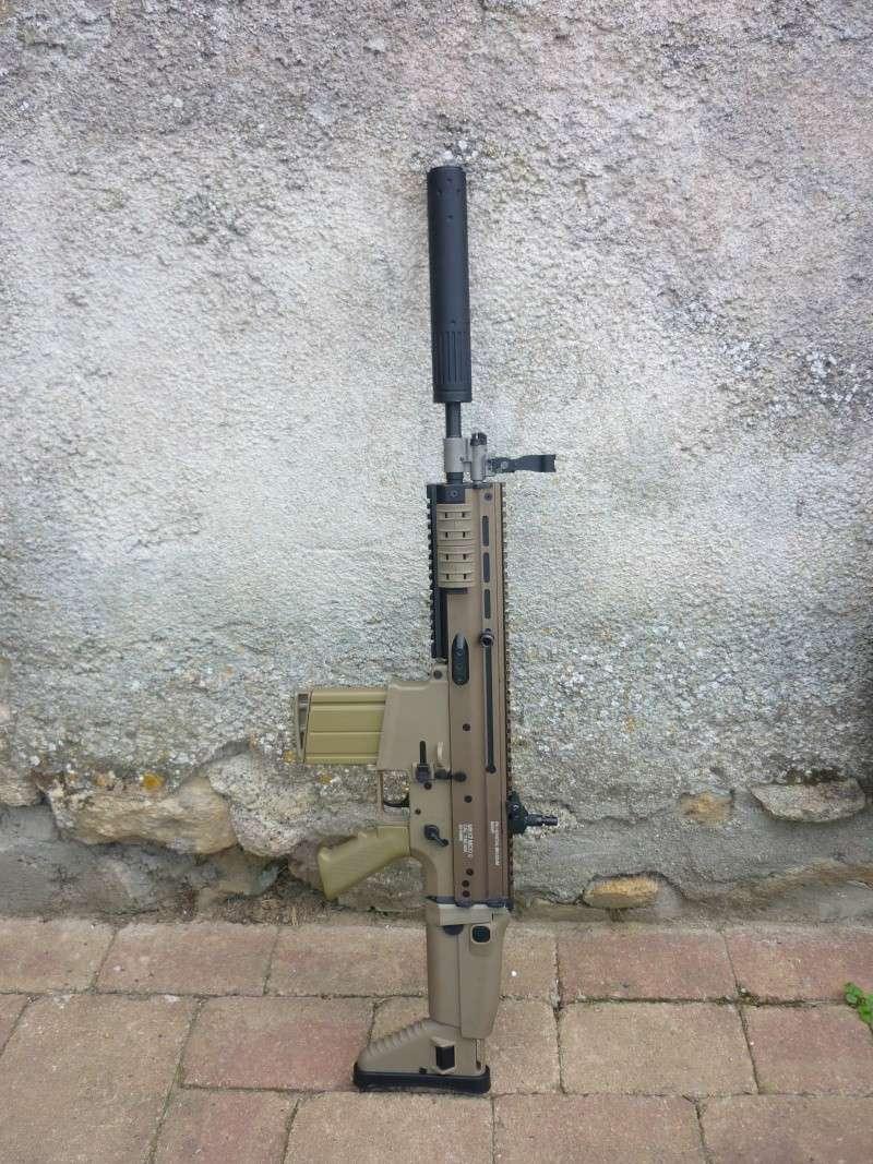 Scar VFC disert P1020911