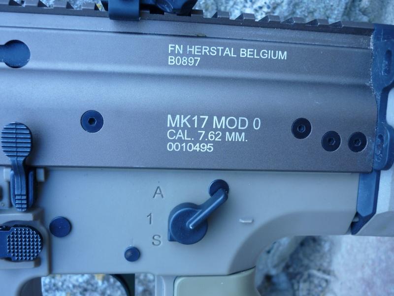 Scar VFC disert P1020912