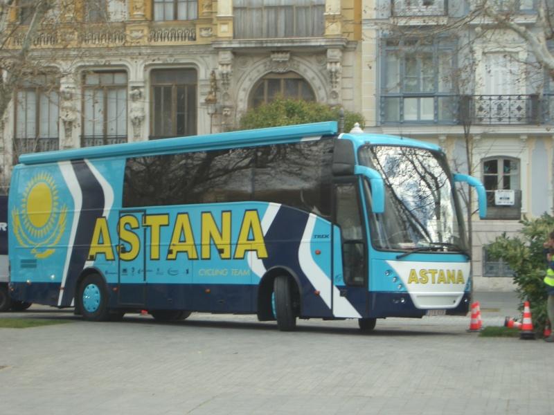 Vuelta a Castilla y León Autobu10