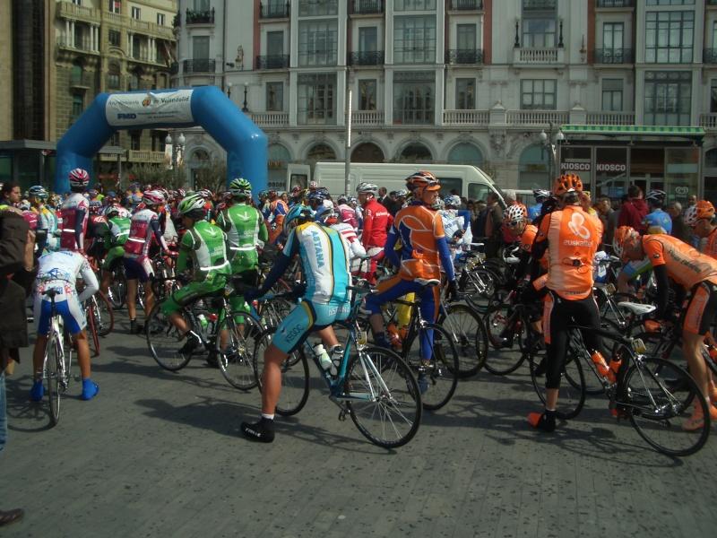 Vuelta a Castilla y León Salida10