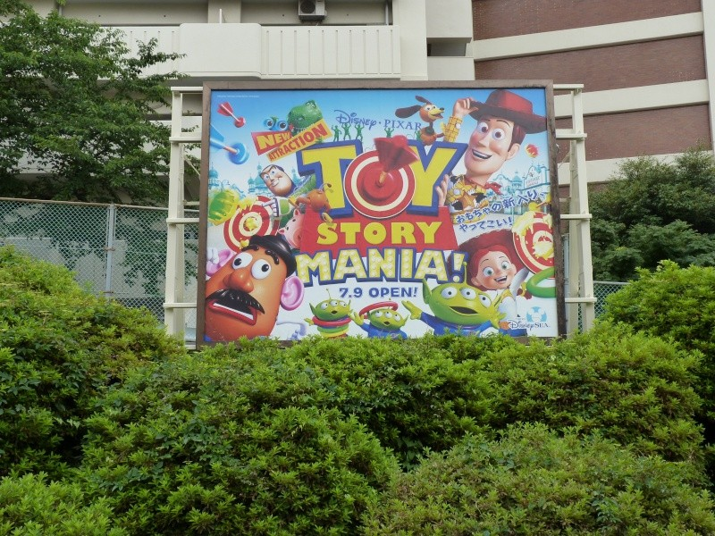 [Tokyo DisneySea] Toy Story Mania! (9 juillet 2012) - Page 4 P1070910