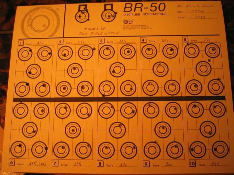 Test Munitions RS1 22 lr (canon flûté) [tableaux + cartons] - Page 3 Bench-10