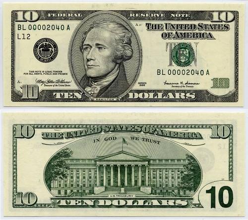 L'image au chiffre. 10doll10