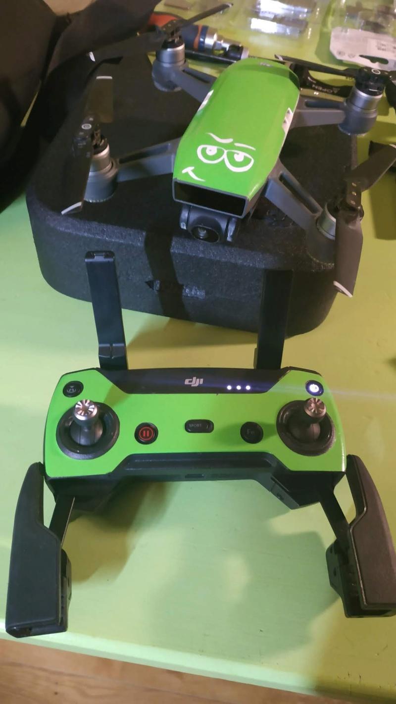 [vendu] Drone DJI Spark 77444210