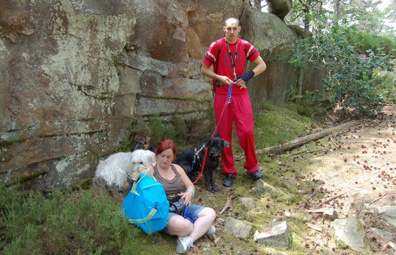 Pique-nique + randonnée en foret de fontainebleau 29/06/2008 - Page 3 Dsc_0030