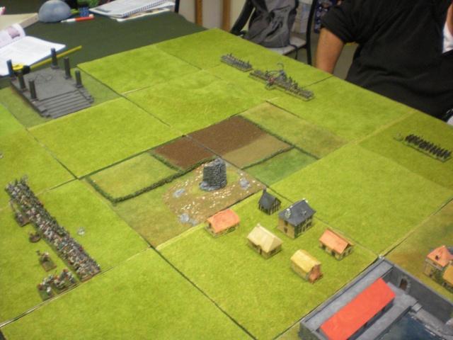 Royaume Ogre contre Elfes noirs. Dscn1410