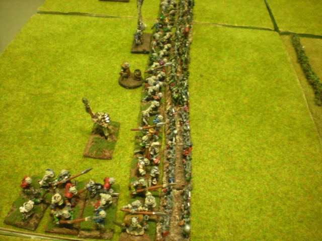 Royaume Ogre contre Elfes noirs. Dscn1415
