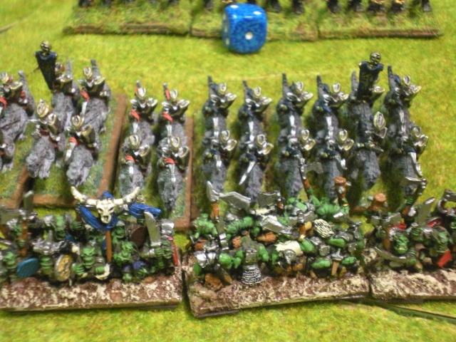 Royaume Ogre contre Elfes noirs. Dscn1418
