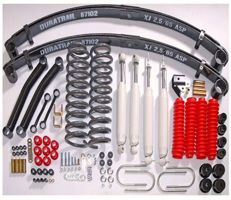 kit complet suspension Kit_2_10