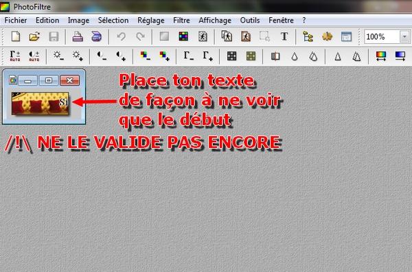[Apprenti]  [Photofiltre 6 et antérieur] Créer un texte qui défile (en  image gif) Sans_t24