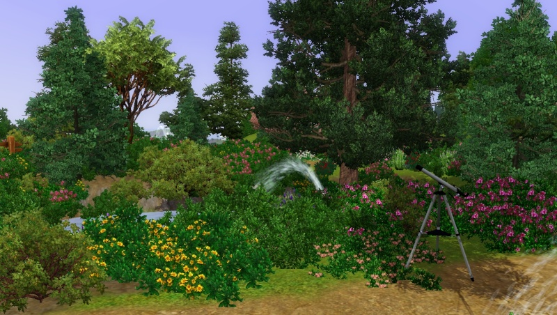 [Créastion Diverses] Le jardin d'OpenHappiness Scree193