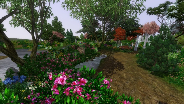 [Créastion Diverses] Le jardin d'OpenHappiness Scree372