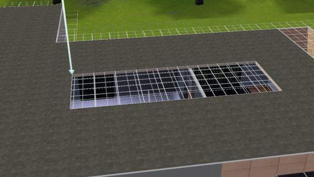 [Apprenti]Créer une ouverture dans un toit moderne. Scree392