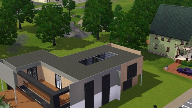 [Apprenti]Créer une ouverture dans un toit moderne. Scree393