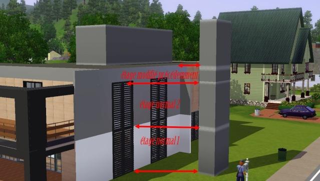 [Apprenti]Créer une ouverture dans un toit moderne. Scree395