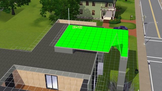 [Apprenti]Créer une ouverture dans un toit moderne. Scree397