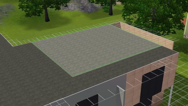 [Apprenti]Créer une ouverture dans un toit moderne. Scree399