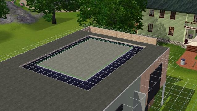 [Apprenti]Créer une ouverture dans un toit moderne. Scree403