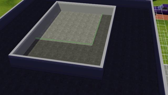 [Apprenti]Créer une ouverture dans un toit moderne. Scree404