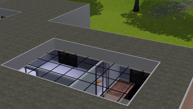 [Apprenti]Créer une ouverture dans un toit moderne. Scree405