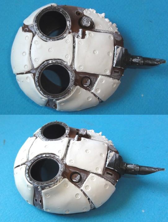 (Denis Simon) figurine S.T.A.LK.E.R troisièmes expériences 112