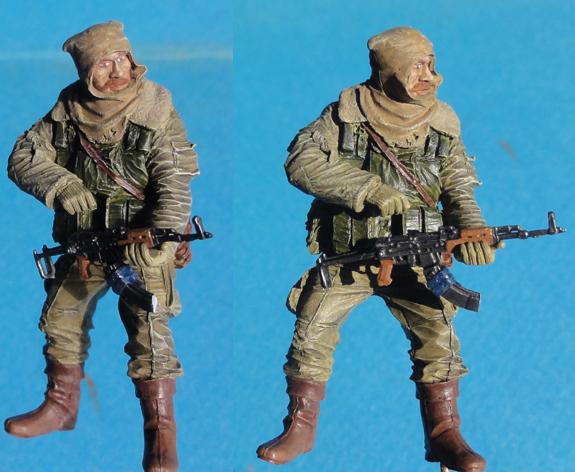 (Denis Simon) figurine S.T.A.LK.E.R troisièmes expériences 213