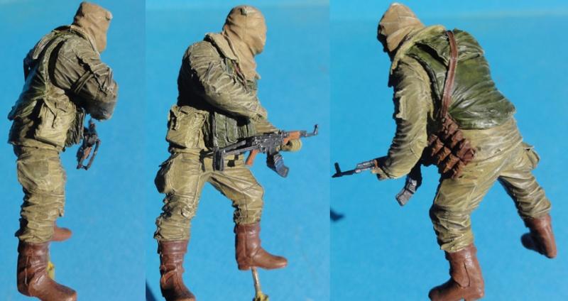 (Denis Simon) figurine S.T.A.LK.E.R troisièmes expériences 312