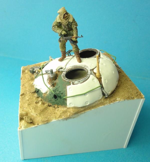 (Denis Simon) figurine S.T.A.LK.E.R troisièmes expériences 413