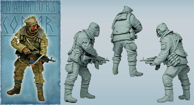 (Denis Simon) figurine S.T.A.LK.E.R troisièmes expériences Cor35010