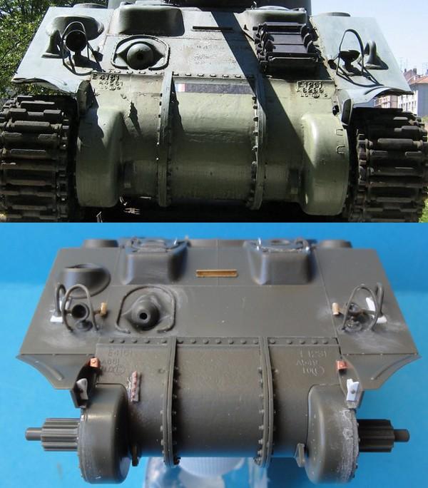 (Denis Simon) M4A4 Sherman Austerlitz M311