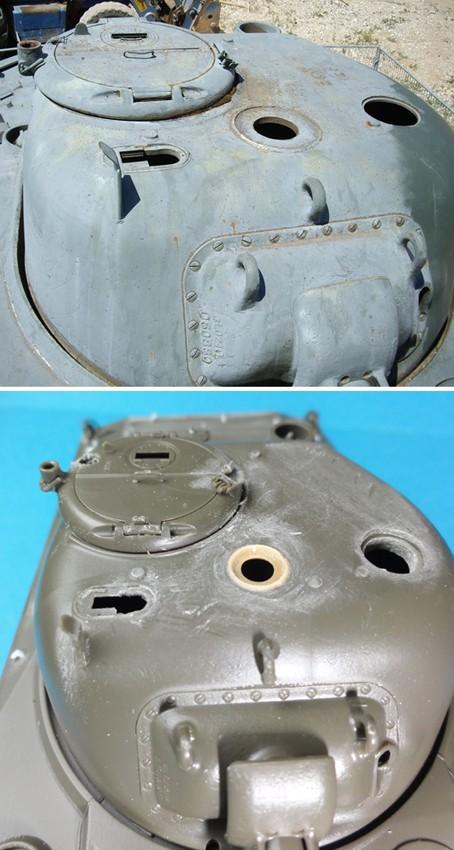 (Denis Simon) M4A4 Sherman Austerlitz M610