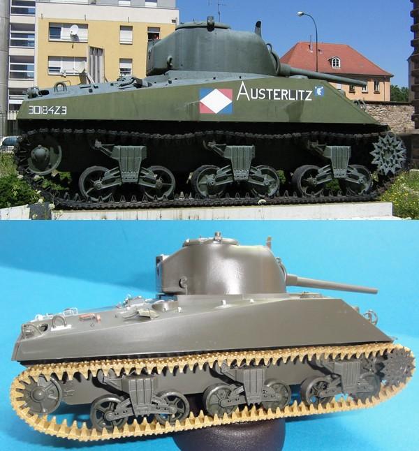(Denis Simon) M4A4 Sherman Austerlitz - Page 2 M711