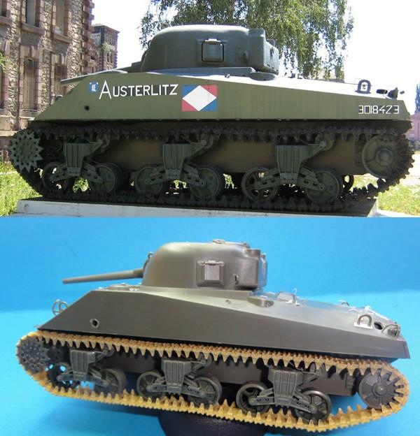 (Denis Simon) M4A4 Sherman Austerlitz - Page 2 M810