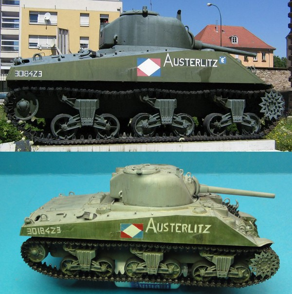 (Denis Simon) M4A4 Sherman Austerlitz - Page 2 P710