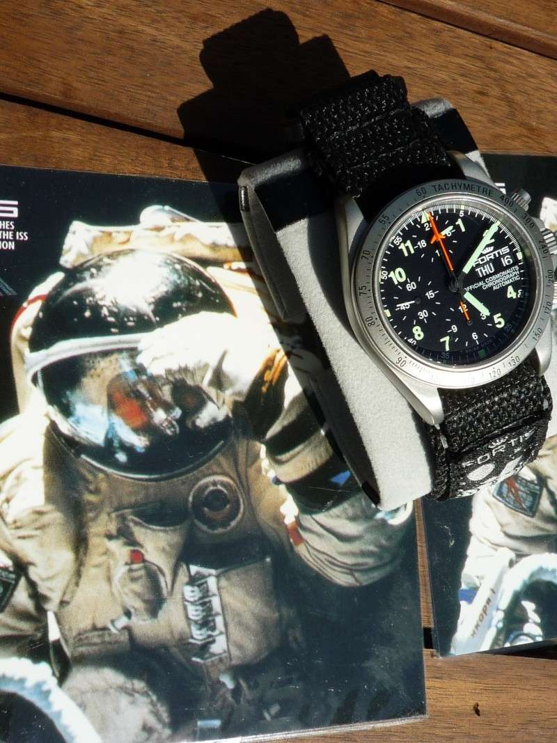 Camping et montres ce week-end… 1110
