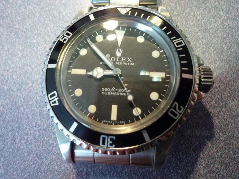 (ECHANGEE !) Rolex 5513 148