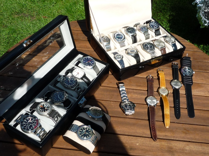 Camping et montres ce week-end… 215