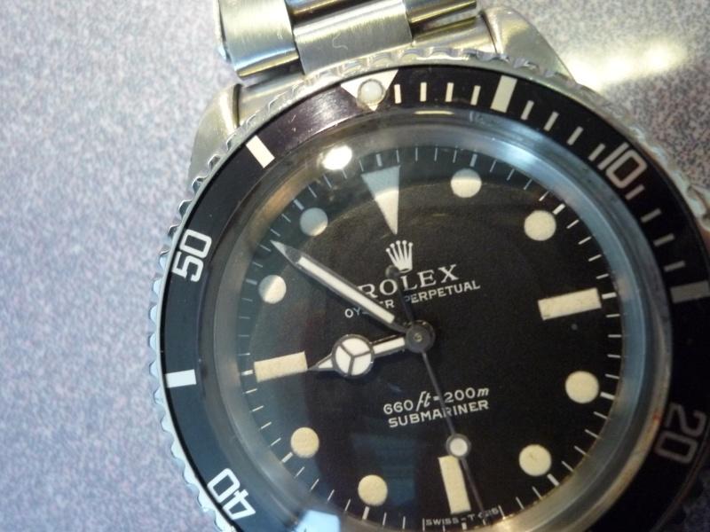 (ECHANGEE !) Rolex 5513 249
