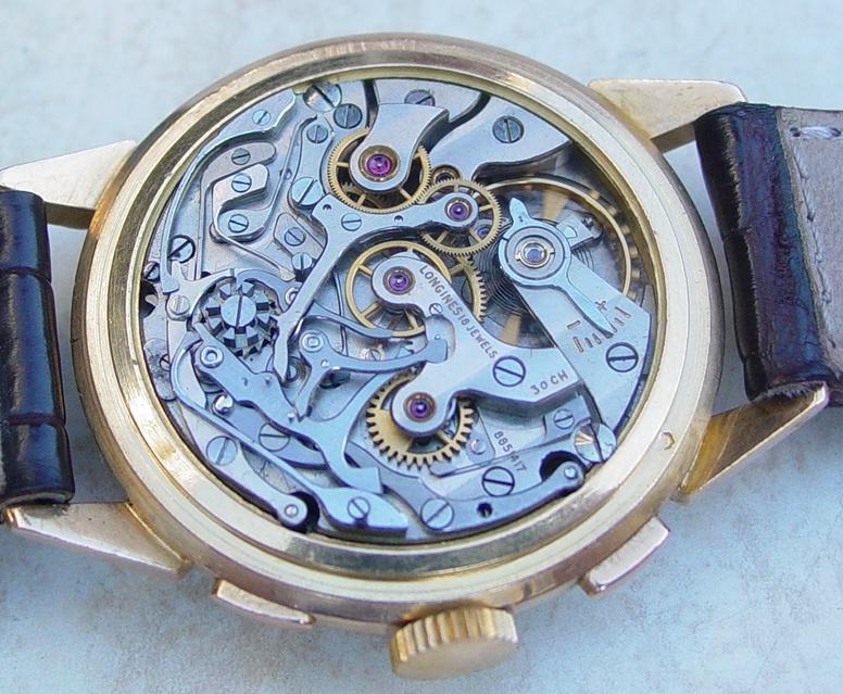 Les plus beaux calibres de montres mécaniques vintages et contemporains du monde ... 30ch10