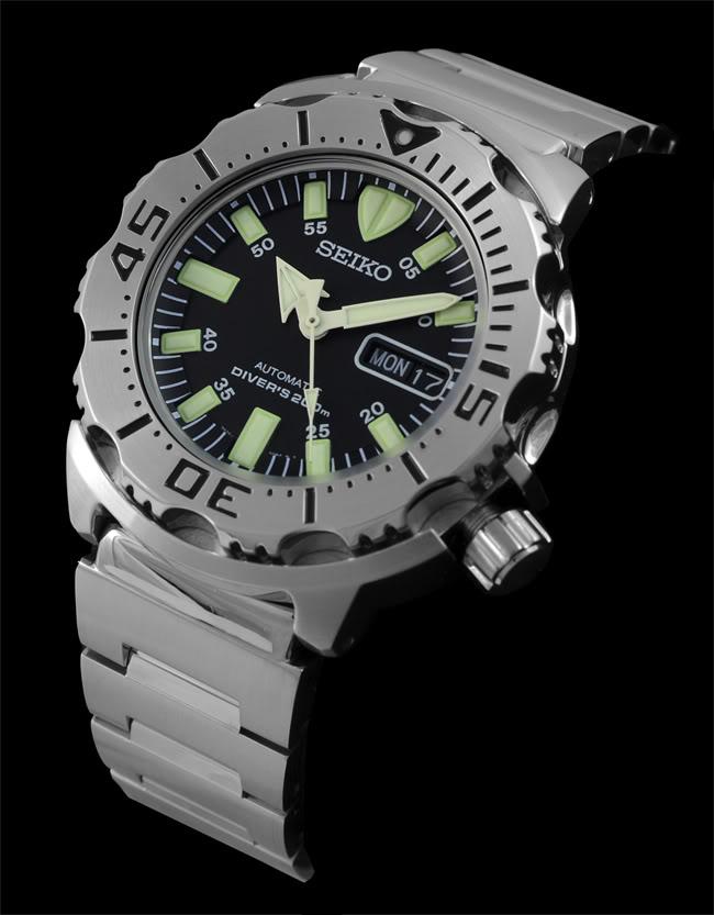 Jai fais l'acquissition de cette montre de plongée et j'aimerais bien votre avis 31-07-10